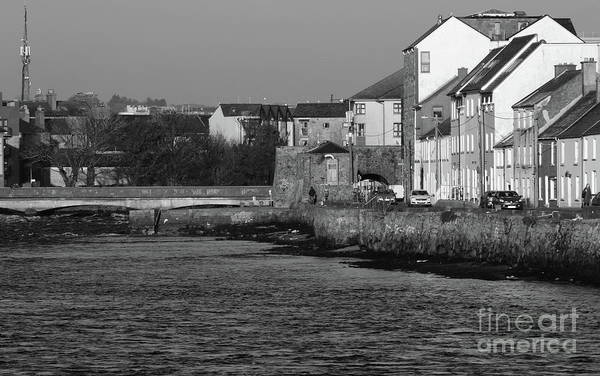 Photograph - Early Morning Claddagh 3 by Peter Skelton
