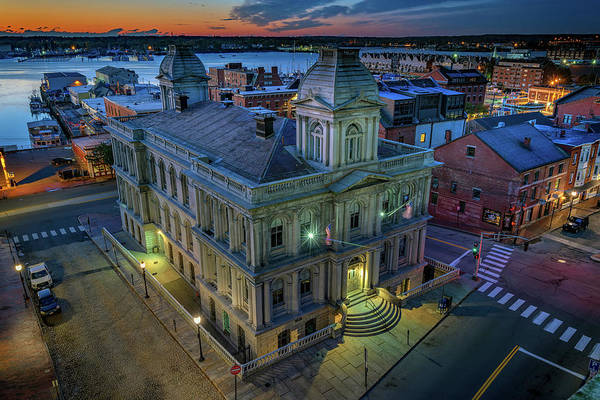Photograph - Early Morning In The Old Port by Rick Berk