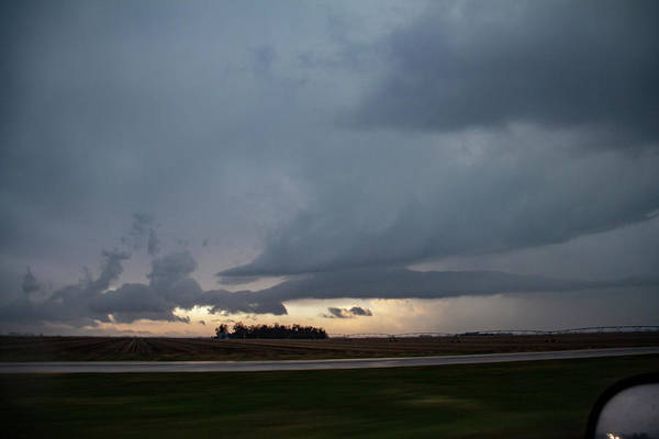 Photograph - Early Morning Severe Thunderstorms 008 by Dale Kaminski