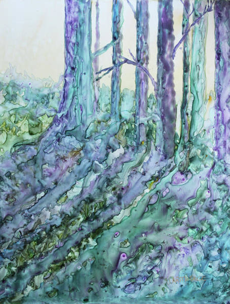 Painting - Early Spring by Jenny Armitage