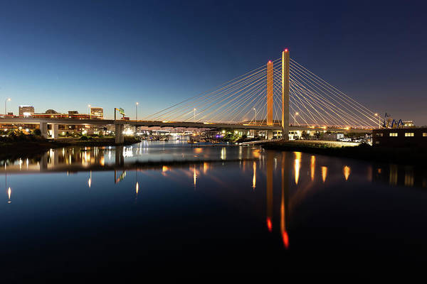 Photograph - East 21st Street Bridge by Geoffrey C Lewis