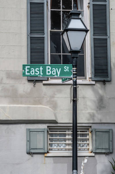Photograph - East Bay Street by Ree Reid