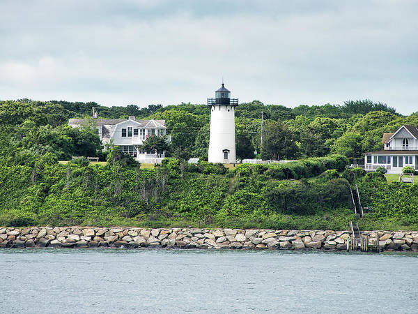 Wall Art - Photograph - East Chop Lighthouse - Martha's Vineyard by Brendan Reals