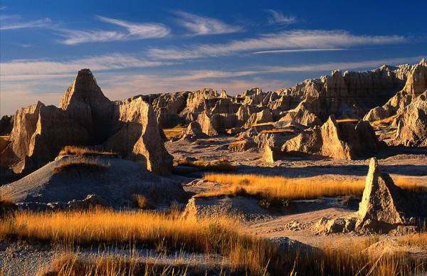 North Dakota Badlands Wall Art - Photograph - East Entrance In Badlands National by Lonely Planet