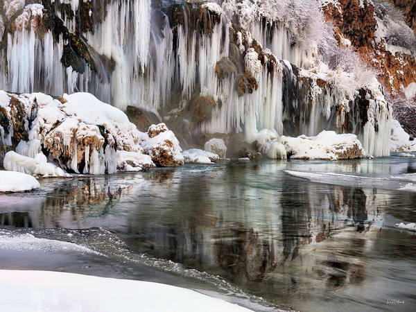 Wall Art - Photograph - East Idaho Winter by Leland D Howard