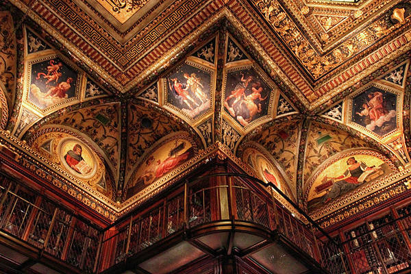 Wall Art - Photograph - East Room Splendor by Jessica Jenney