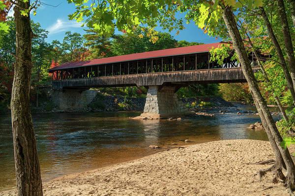 Photograph - East Side Bridge by James Billings