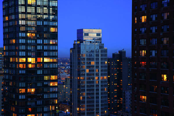 East Side Photograph - East Side, View From A Building In 92 by Maremagnum