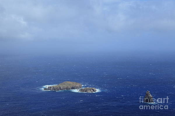 Cliffs Wall Art - Photograph - Easter Island by Hecke61