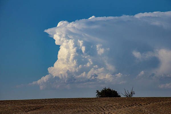 Photograph - Easter Sunday Supercells 002 by Dale Kaminski