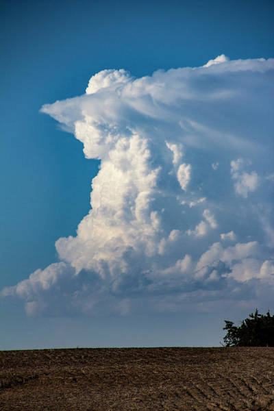 Photograph - Easter Sunday Supercells 003 by Dale Kaminski