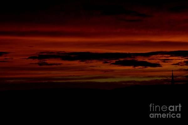 Photograph - Eastern Sky by Ann E Robson
