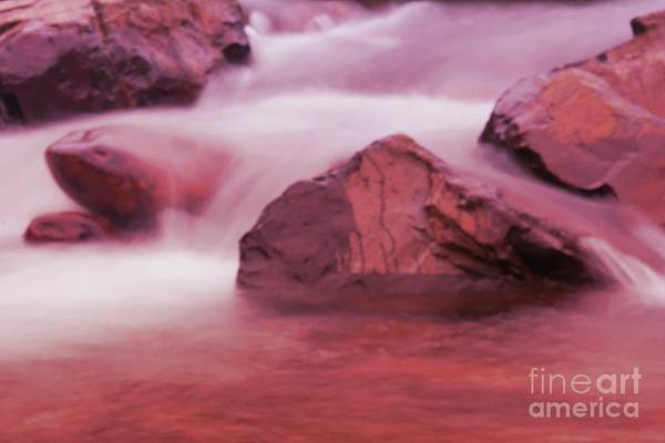 Wall Art - Photograph - Easy Water by Jeff Swan
