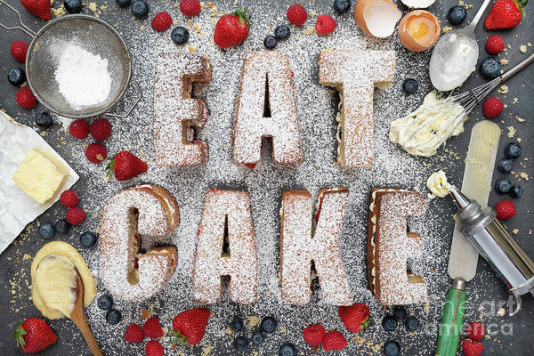 Photograph - Eat Cake by Tim Gainey