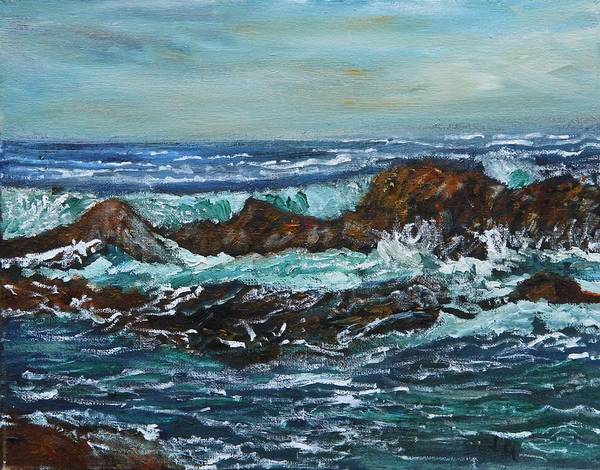 Painting - Ebb And Flow by Michael Helfen