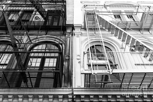 Photograph - Ebony And Ivory In New York City by John Rizzuto
