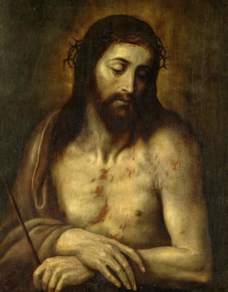 Pontius Pilate Wall Art - Painting - Ecce Homo by Italian Painter