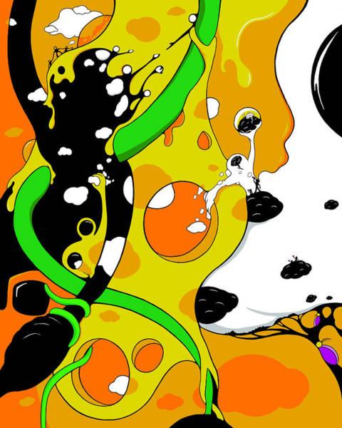 Drawing - Echonomics by Craig Tilley
