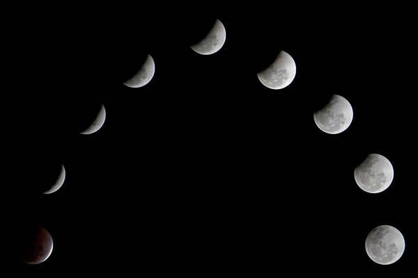 Bangalore Photograph - Eclipse by Amith Nag Photography