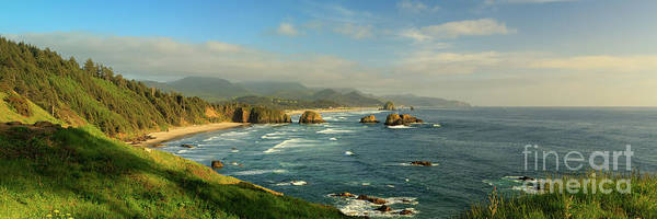 Photograph - Ecola Vista by Beve Brown-Clark Photography