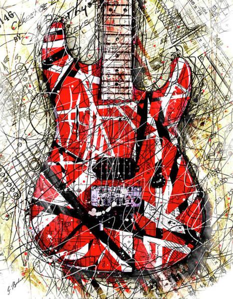 Eddie Digital Art - Eddie's Axe by Gary Bodnar