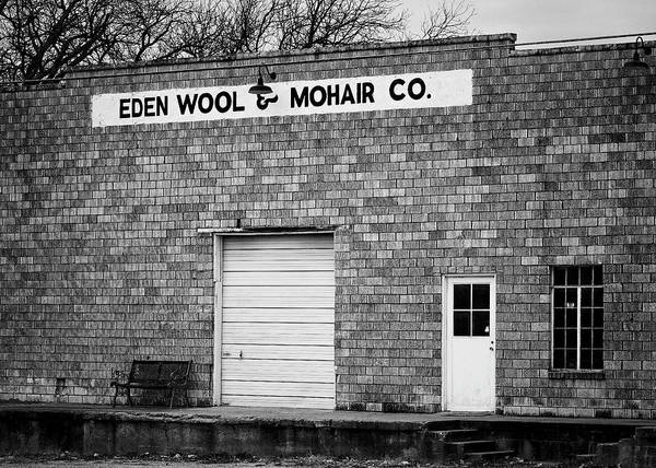Wall Art - Photograph - Eden Wool And Mohair Company by Stephen Stookey