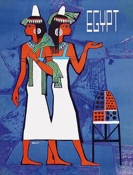 Wall Art - Digital Art - Egypt by Long Shot