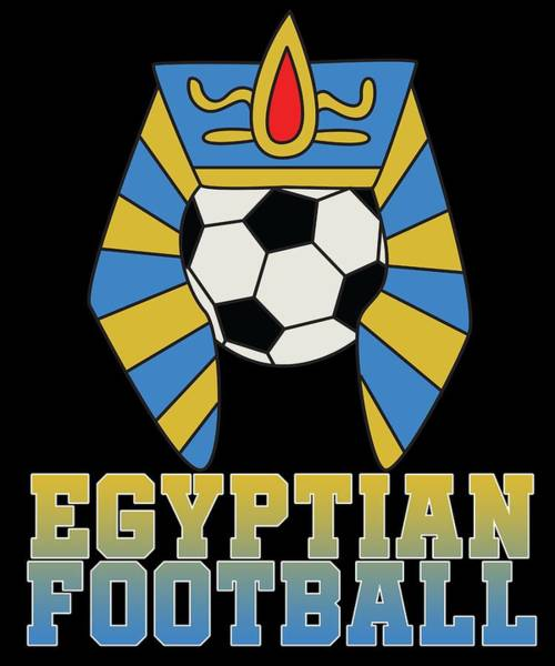 Moscow Mixed Media - Egyptian Football World Cup Soccer Championship World Champion Ball by Roland Andres