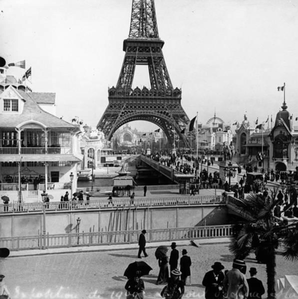 Exhibition Photograph - Eiffel Exhibition by London Stereoscopic Company