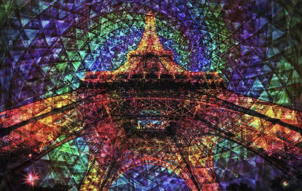 Wall Art - Photograph - Eiffel Tower by J  - O   N    E     1