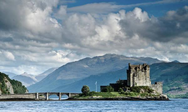 Wall Art - Photograph - Eilean Donan Castle by Glenn Haworth