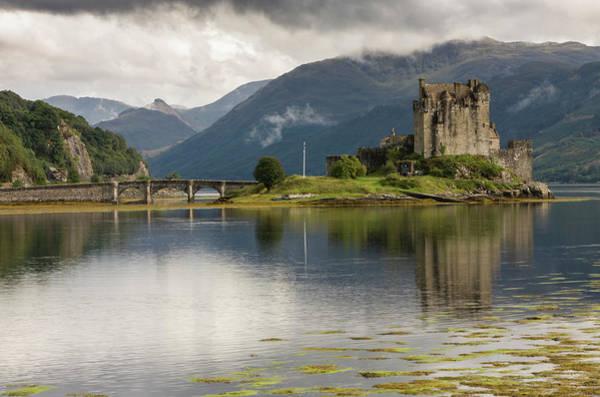 Wall Art - Photograph - Eilean Donan Castle by Ian Gethings