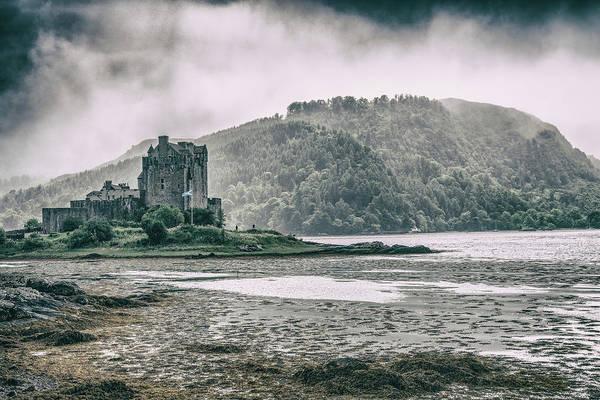 Wall Art - Photograph - Eilean Donan Castle by Jon Reynolds