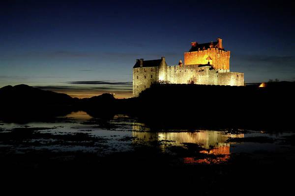 Wall Art - Photograph - Eilean Donan Castle by Jonny Hirons Photography