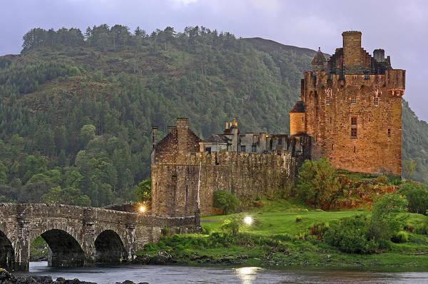 Wall Art - Photograph - Eilean Donan Castle, Scotland by Myloupe/uig