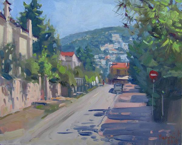 Greece Painting - Ekali Athens by Ylli Haruni