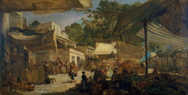 Painting - El Bornet by Ramon Marti Alsina