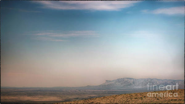Photograph - Guadalupe Mountains From A Distance by Natural Abstract Photography