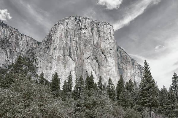 Photograph - El Capitan by John M Bailey