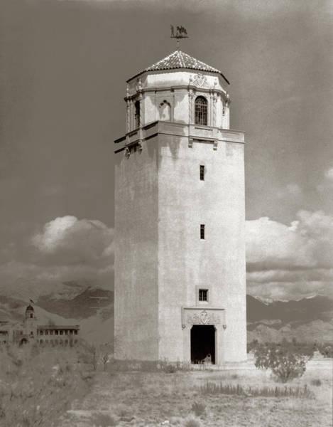 Wall Art - Photograph - El Conquistador Tower by Joseph Oland