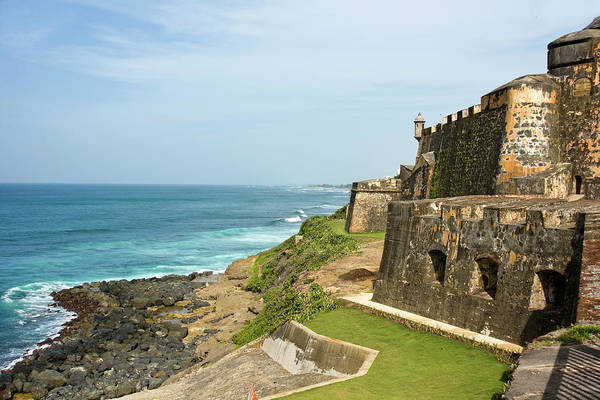 Sentry Box Photograph - El Morro On The Coast by Thundor