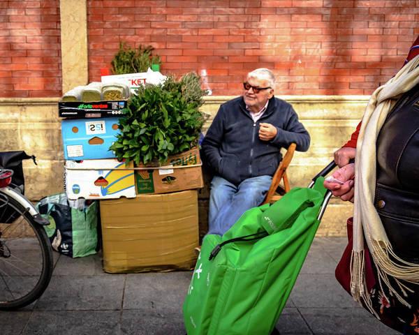 Photograph - El Verde Se Lleva by Borja Robles