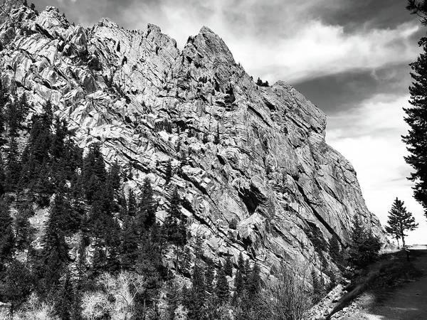 Painting - Eldorado Canyon State Park Boulder, Colorado by Patricia Awapara