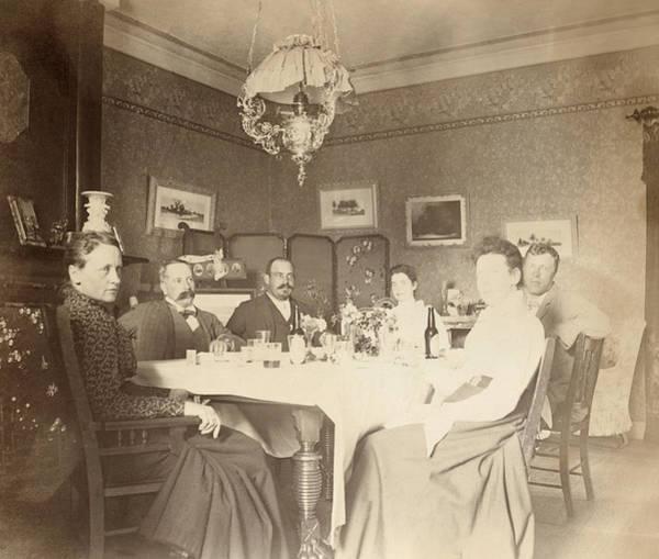 Photograph - Eleanor Pray (1868-1954) by Granger