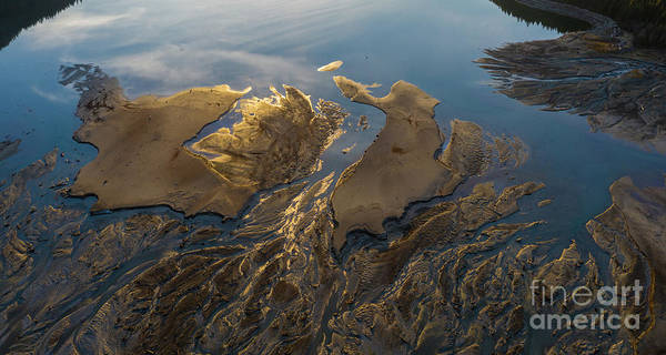 Wall Art - Photograph - Electric River by Mike Reid