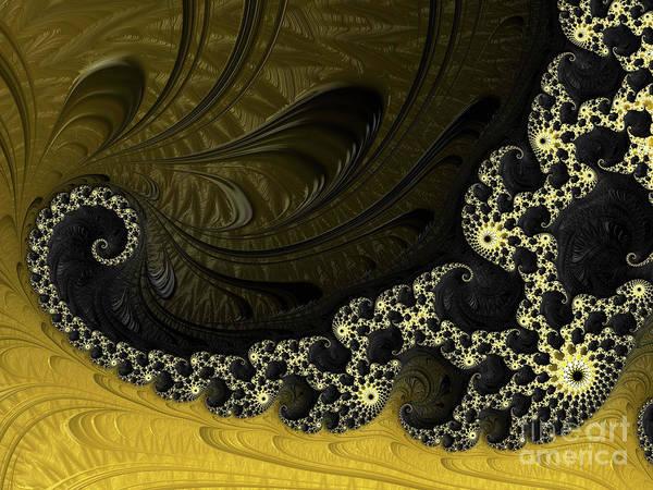 Digital Art - Elegance by Elaine Teague