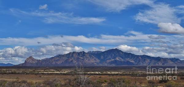 Wall Art - Photograph - Elephant Head Mountain Vista by Janet Marie