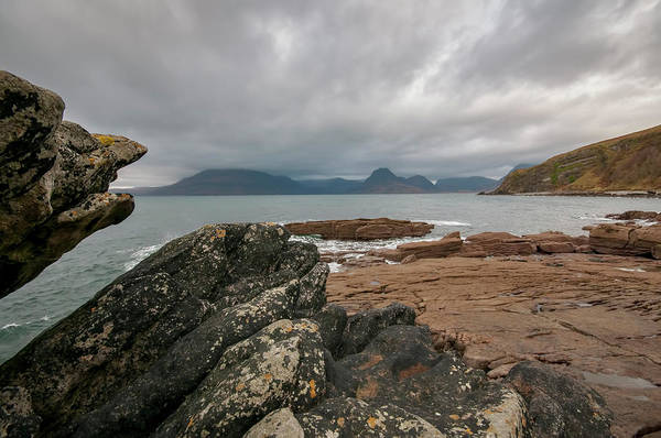 Wall Art - Photograph - Elgol by Smart Aviation