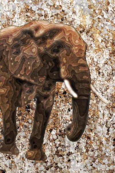 Wall Art - Painting - Eli by Jack Zulli
