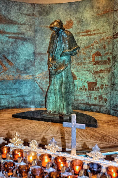 Wall Art - Photograph - Elizabeth Ann Seton by Paul Coco